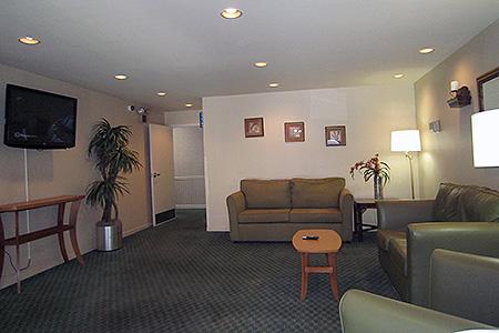 Salón para huéspedes