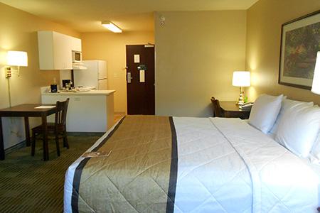 Suite tipo estudio - 1 cama(s) King