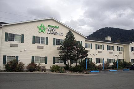 Juneau - Shell Simmons Drive